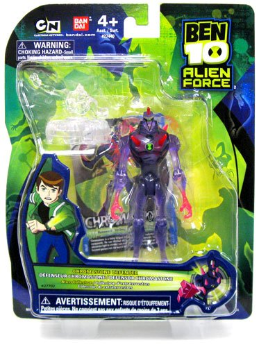 Ben 10 Alien Force 4 Inch Action Figure Chromastone Defender (Ben 10 Alien Force Figure compare prices)