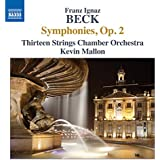 Beck: 6 Symphonies, Op. 2