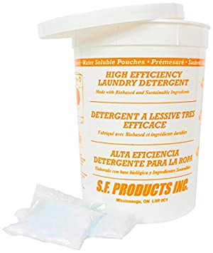 Laundry Detergent 280 Loads, High Efficiency Biobased Earth Friendly