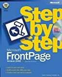 img - for Microsoft  FrontPage  Version 2002 Step by Step book / textbook / text book