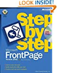 FrontPage 2002 Step by Step Book/CD P...