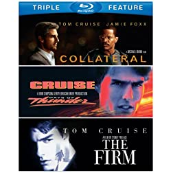 Tom Cruise: Triple Feature [Blu-ray]