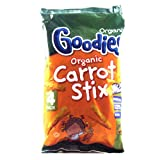 Organix Organic Goodies Carrot Stix