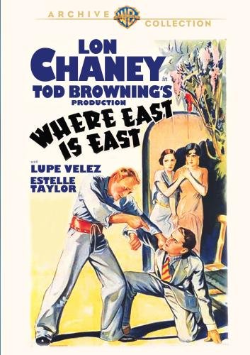Where East Is East [DVD] [1929] [Region 1] [US Import] [NTSC]