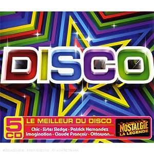Disco (Coffret 5 CD)