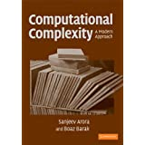 Computational Complexity: A Modern Approach ~ Sanjeev Arora
