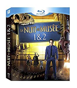 La Nuit au musée 1 & 2 [Blu-ray]