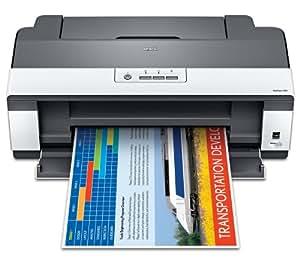 Epson WorkForce 1100 Wide-Format Color Inkjet Printer (C11CA58201)