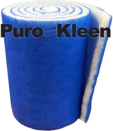 Puro kleen kleen guard pond aquarium filter media 12 x for Best pond filter media