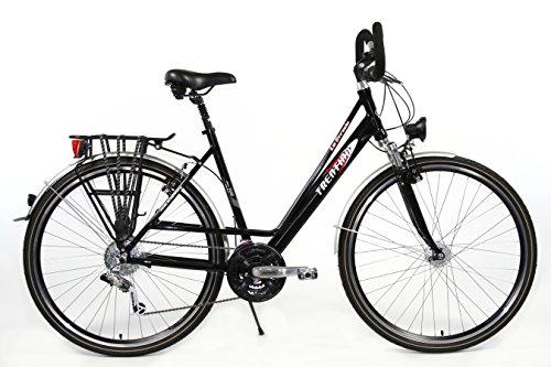 28-Zoll-Aluminium-27-Gang-Damen-SRAM-X9-RH-52-cm-Mifa-Fahrrad-STVZO-Ausstattung