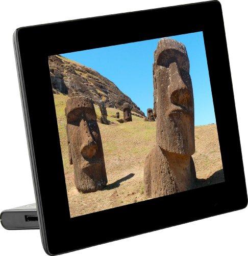 Agfaphoto AF5108PS 10 inch Digital Photo Frame - Black