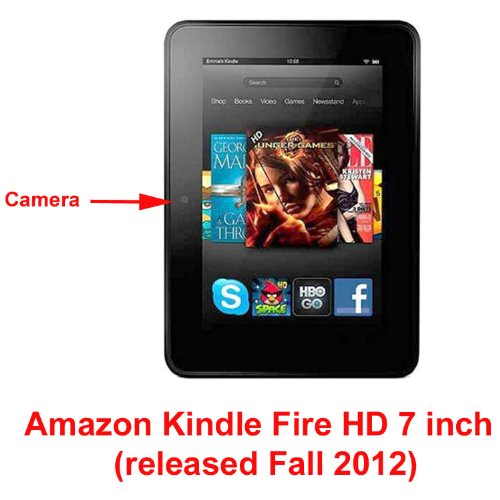 lazy-days-design-protective-decal-skin-sticker-matte-satin-coating-for-amazon-kindle-fire-hd-7-inch-released-fall-2012-ebook-reader