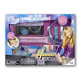 Hannah Montana: Make Your Own Fashion Accessories by Mega Brands