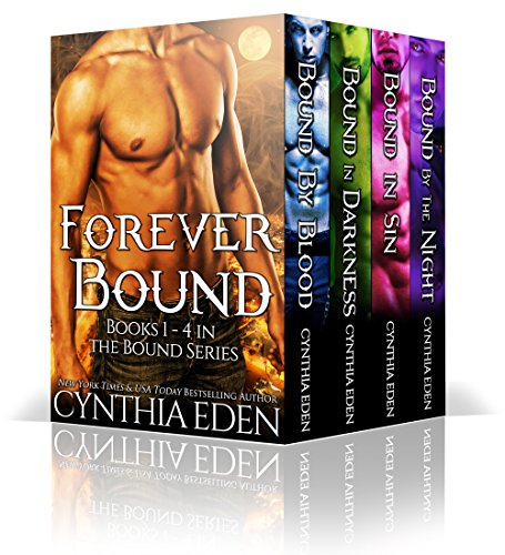 Forever Bound (A Vampire And Werewolf Romance Anthology) (Bound - Vampire & Werewolf Romance)