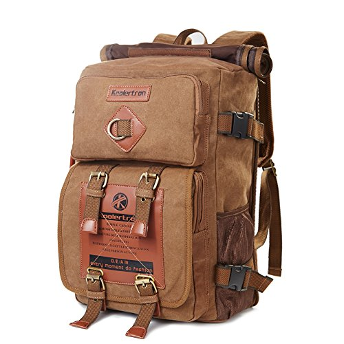 Top 12 Canvas Large Unisex Messenger Bags