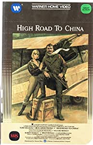 High Road to China [VHS]