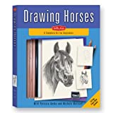 img - for Drawing Horses Kit: A Complete Drawing Kit for Beginners (Walter Foster Drawing Kits) book / textbook / text book