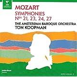 Symphonies ~ Mozart