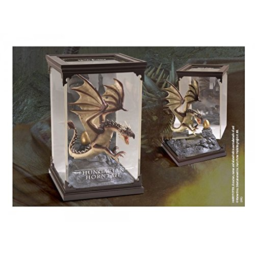 Harry Potter Magical Creatures Statue Hungarian Horntail 19 cm Noble Collection