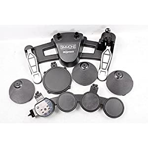 simmons sdxpress2 compact 5 piece electronic drum kit musical instruments. Black Bedroom Furniture Sets. Home Design Ideas