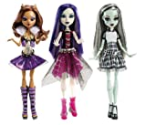 Monster High It's Alive Doll Assortment