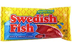 Swedish Fish 24 - 2oz Packs