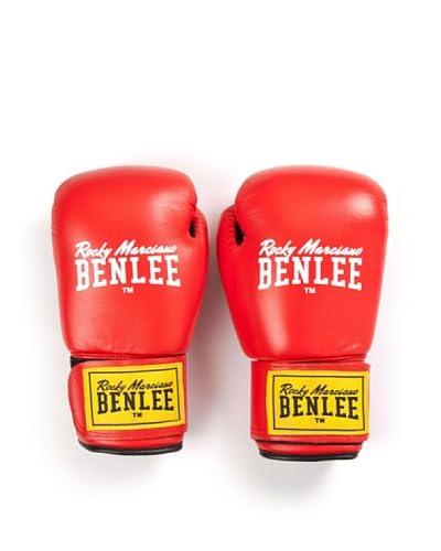 Benlee Guanti Fighter [Nero/Rosso]