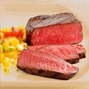 USDA Prime (4) 8oz Filet of Top Sirloin Steak - steak packages - steaks for delivery - steak specials