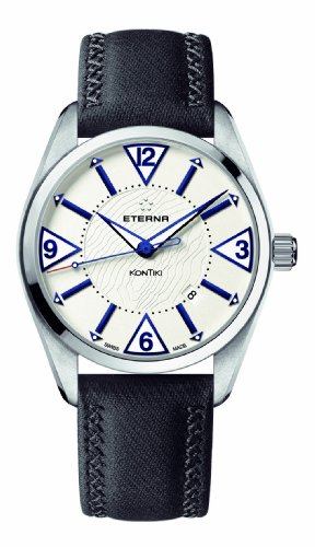 Eterna Men's 1220.41.63.1184 Automatic Kontiki Date Watch