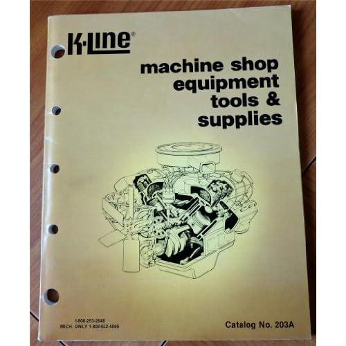 machine shop supplies