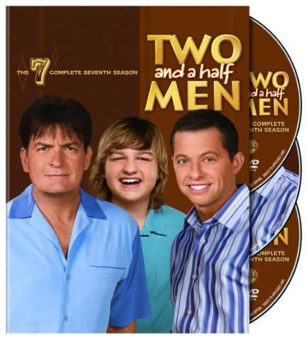 DVD : Two and a Half Men: The Complete Seventh Season (, Dubbed, Dolby, Widescreen, 3 Disc)