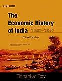 Economic History of India, 1857-1947