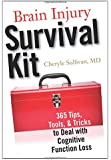 "Brain Injury Survival Kit: ""365 Tips, Tools & Tricks to Deal with Cognitive Function Loss"""