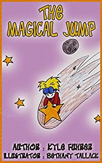 Childrens Book :the Magical Jump Of Smallfridge by Kyle Fuhrer ebook deal