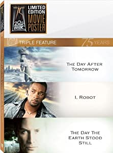 Day After Tomorrow & I Robot & Day Earth Stood