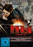 Mission: Impossible I-IV [4 DVDs]