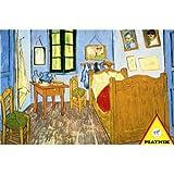 Room in Arles 1000 Piece Vincent Van Gogh Jigsaw Puzzle