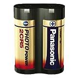 "2 CR 5 Panasonic PHOTO-POWER; Batterie Lithium Photo Panasonic; f�r z.B. Kamerasvon ""Panasonic"""