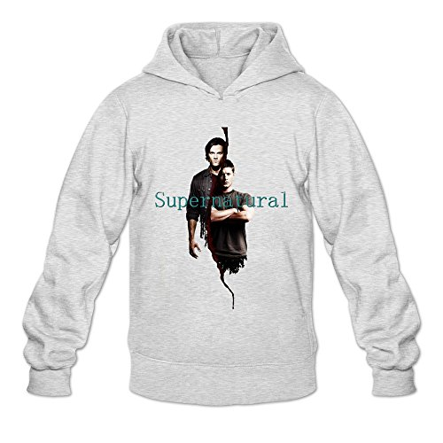 Crystal Men's Supernatural Dean Sam Winchester Long Sleeve Jacket Ash US Size M (Sam And Dean Winchester Jacket compare prices)