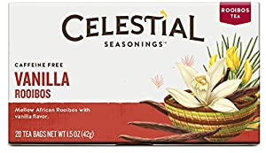 Celestial Seasonings Rooibos Tea, 20 Count (Pack of 6) by Celestial Seasonings