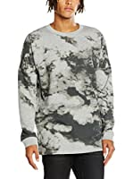 Cheap Monday Sudadera Zone Sweat Clouds (Gris)