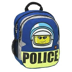 informazioni per 92d52 c399a BBM 12270 Lego City Police Ergo- Zainetto per asilo ...
