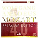 "Mozart : Edition Premium (Coffret 40 CD)von ""Various"""