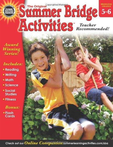 Summer Bridge Activities(r), Grades 5 - 6