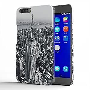 Koveru Back Cover Case for Huawei Honor 6Plus - The Empire State Building New york