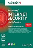 Kaspersky Internet Security Multi-Device 2015 5 Devices, 1 Year thumbnail
