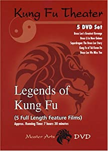 Kung Fu Theater - Legends Of Kung Fu Fighting