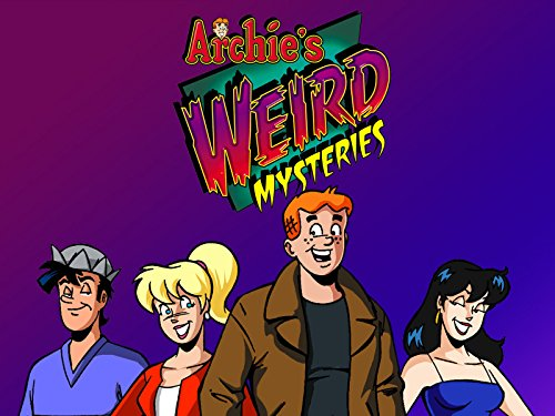 Archie's Weird Mysteries Volume 1