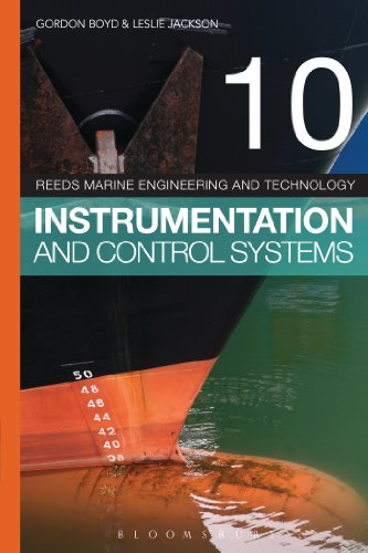 Reeds Vol 10: Instrumentation and Control Systems (Reeds Marine Engineering and Technology Series) (Reeds Marine Engineering Series compare prices)