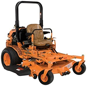 SCAG STT61V-791DFI-SS Gas Turf Tiger Hydrostatic Zero Turn